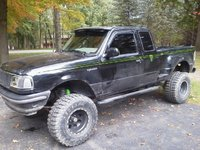 Picture of 1994 Ford Ranger Splash Standard Cab Stepside 4WD SB, exterior
