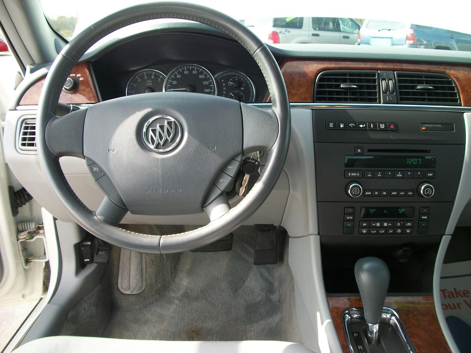 Buick Lacrosse Cxl Pic on 2008 Buick Lacrosse Cxl