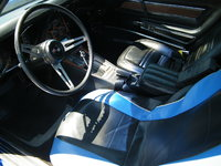 Picture of 1974 Chevrolet Corvette Convertible, interior, gallery_worthy