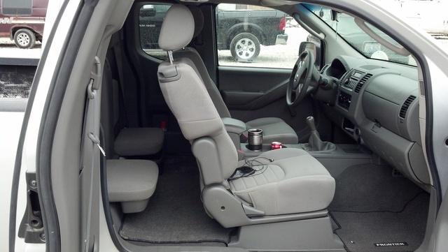 2006 Nissan Frontier Interior Pictures Cargurus