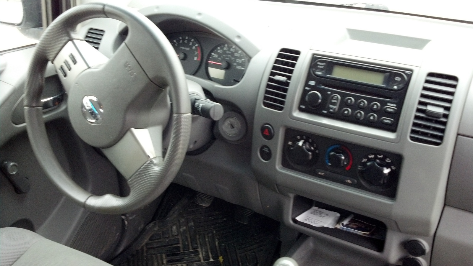 Sunny King Ford >> 2006 Nissan Frontier - Interior Pictures - CarGurus