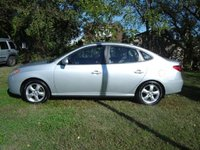 Picture of 2007 Hyundai Elantra 4 Dr GLS, exterior, gallery_worthy