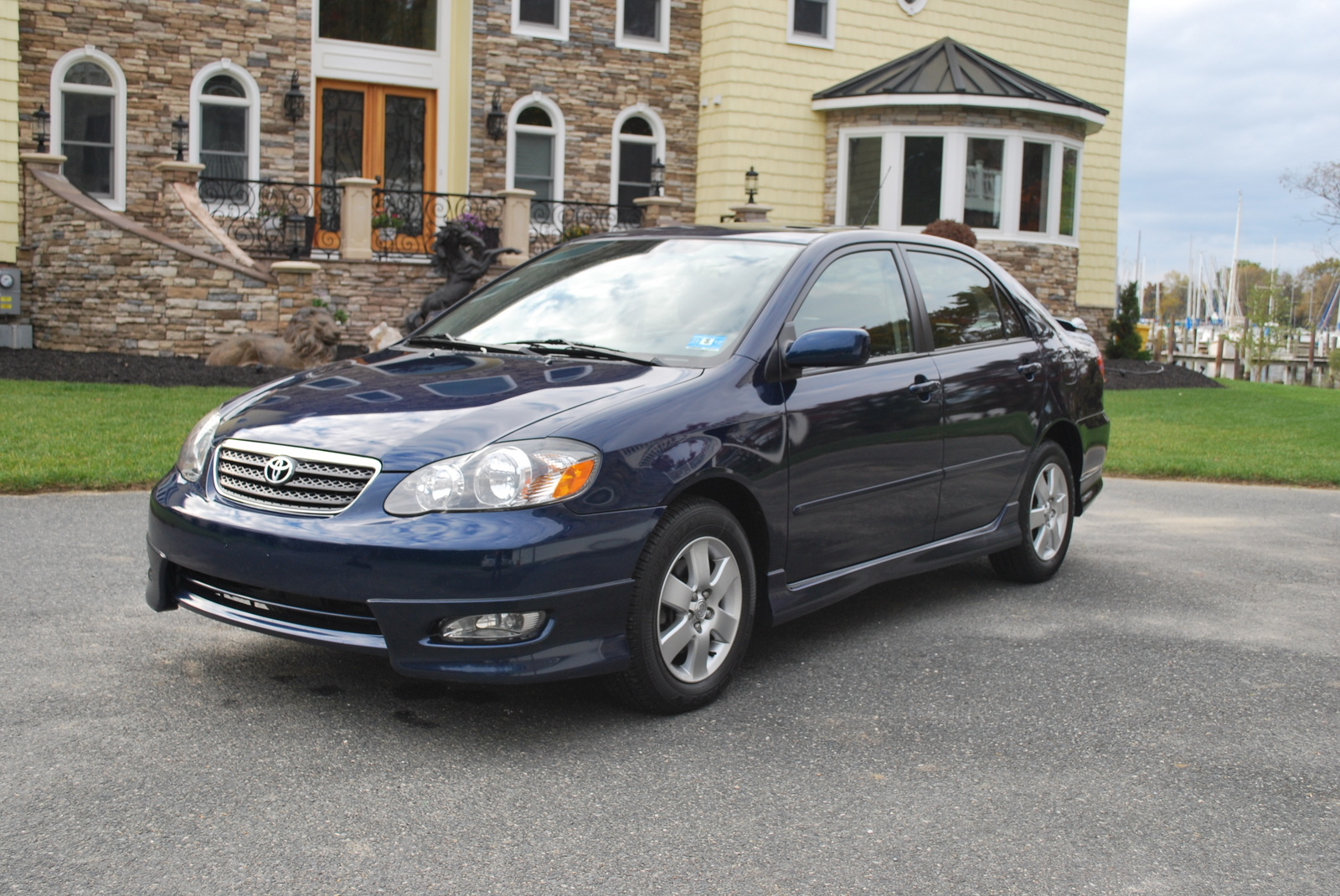 2006 toyota corolla - pictures