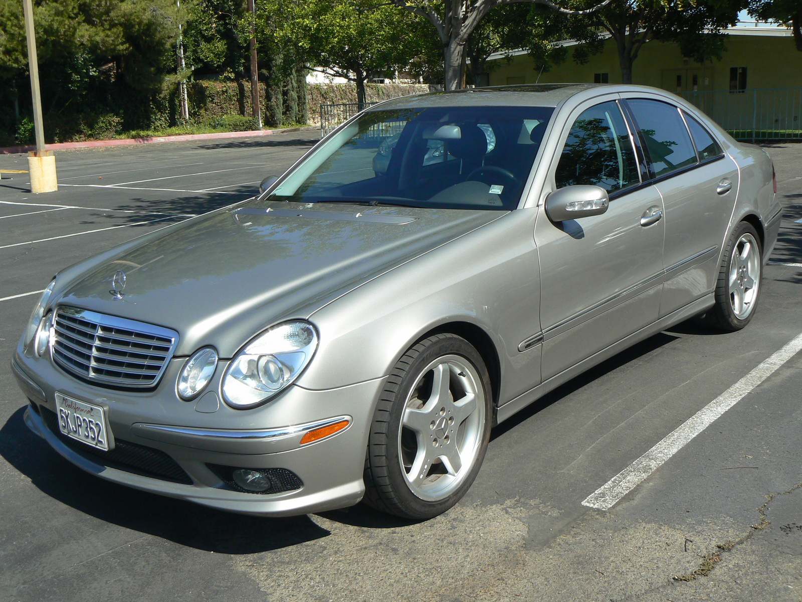 2005 mercedes benz e class pictures cargurus for 2004 mercedes benz e320 review