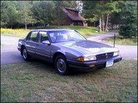 1990 Pontiac Bonneville 4 Dr LE Sedan, My Bonne, exterior
