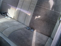 Picture of 1988 Chevrolet Cavalier, interior