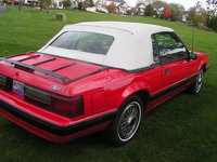 Picture of 1990 Ford Mustang LX Convertible, exterior