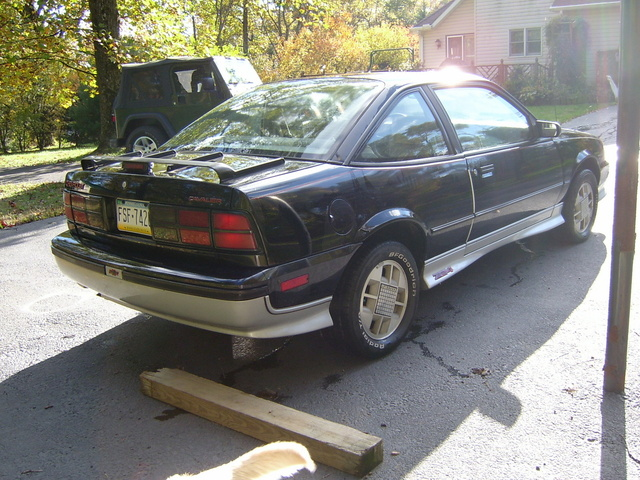 Picture of 1988 Chevrolet Cavalier