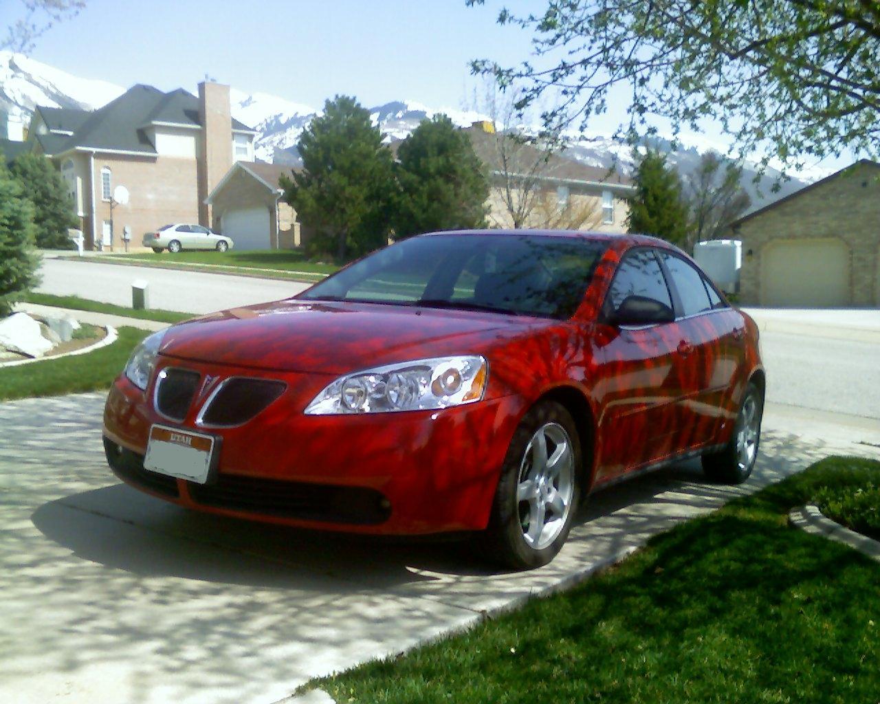 2007 Pontiac G6 - Pictures