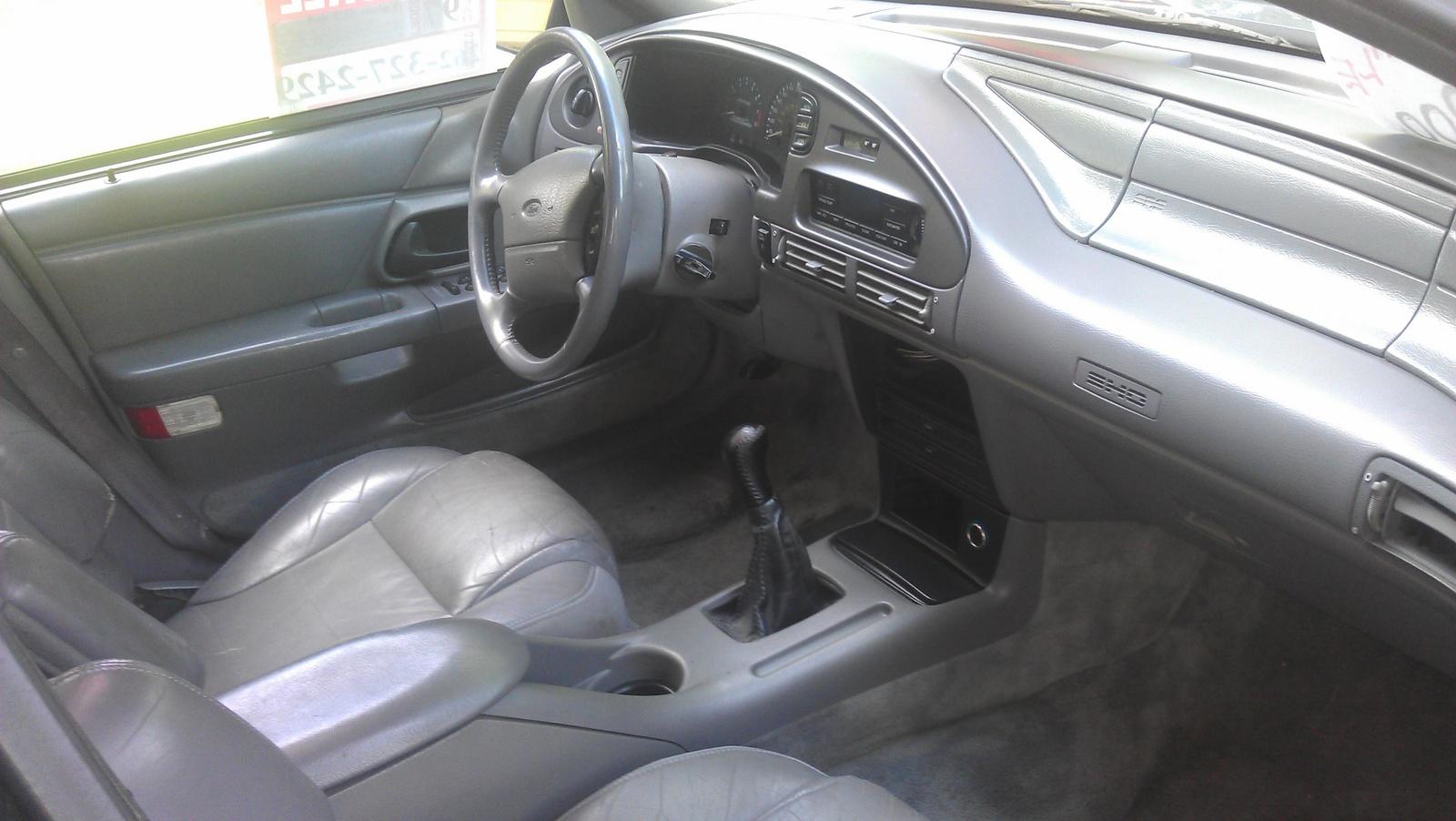 1995 ford taurus interior pictures cargurus