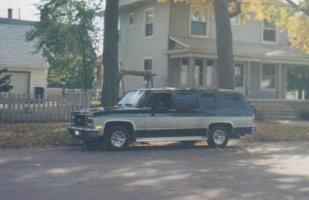 Picture of 1991 GMC Suburban R1500