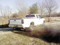 Picture of 2003 Chevrolet Silverado 3500 4 Dr LS Extended Cab LB DRW, exterior