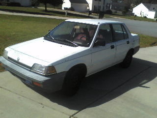 i love my honda:)