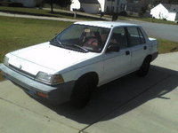 1987 Honda Civic Base, i love my honda:) , exterior