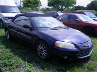 Picture of 2002 Chrysler Sebring Limited Convertible, exterior