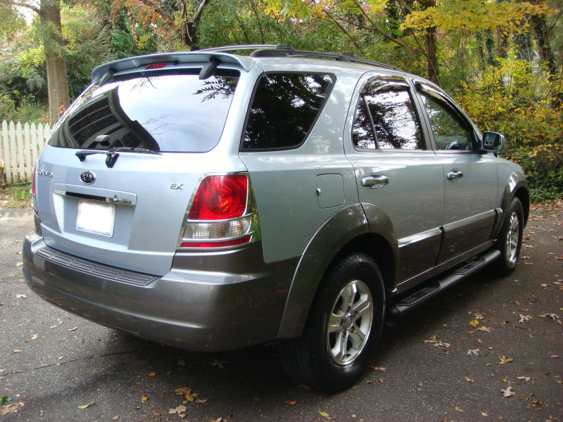 Picture of 2006 Kia Sorento EX