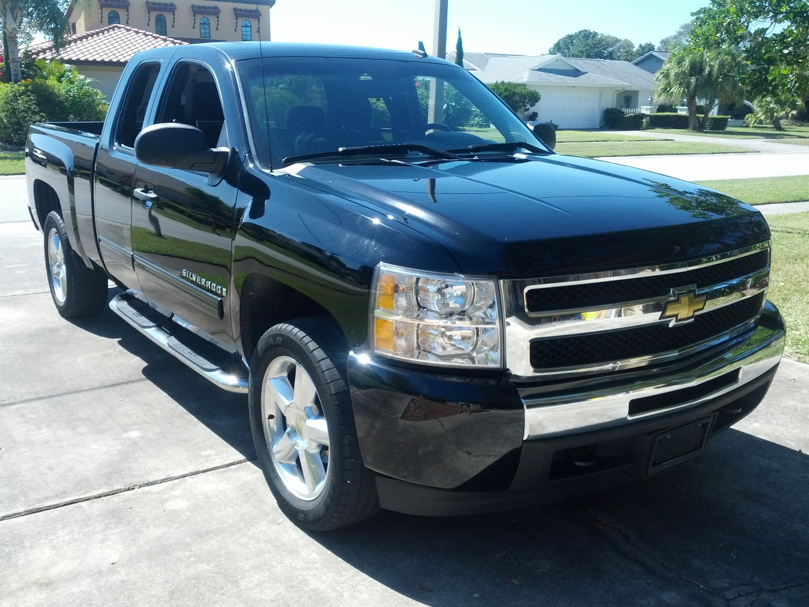 2009 chevrolet silverado 1500 pictures cargurus. Black Bedroom Furniture Sets. Home Design Ideas