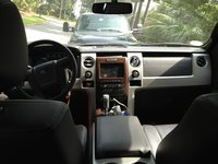 Picture of 2012 Ford F-150 Lariat SuperCrew 5.5ft Bed, interior