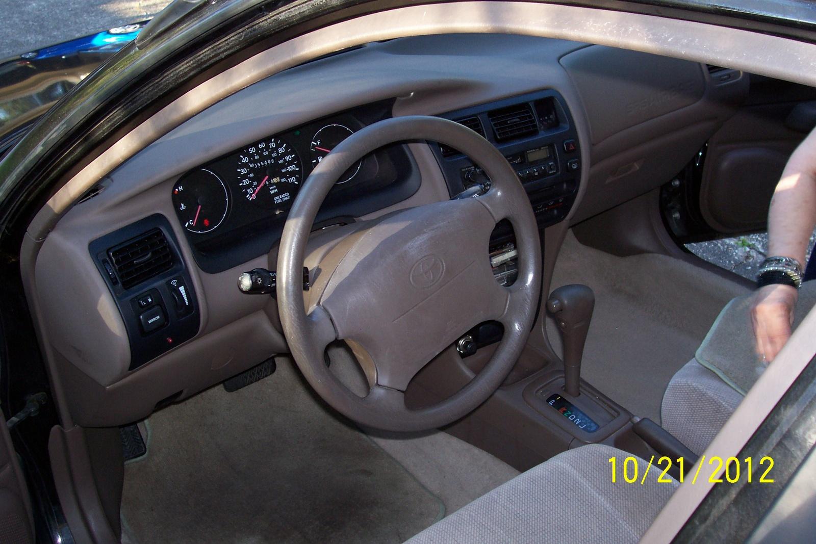 Toyota Corolla Dx Pic