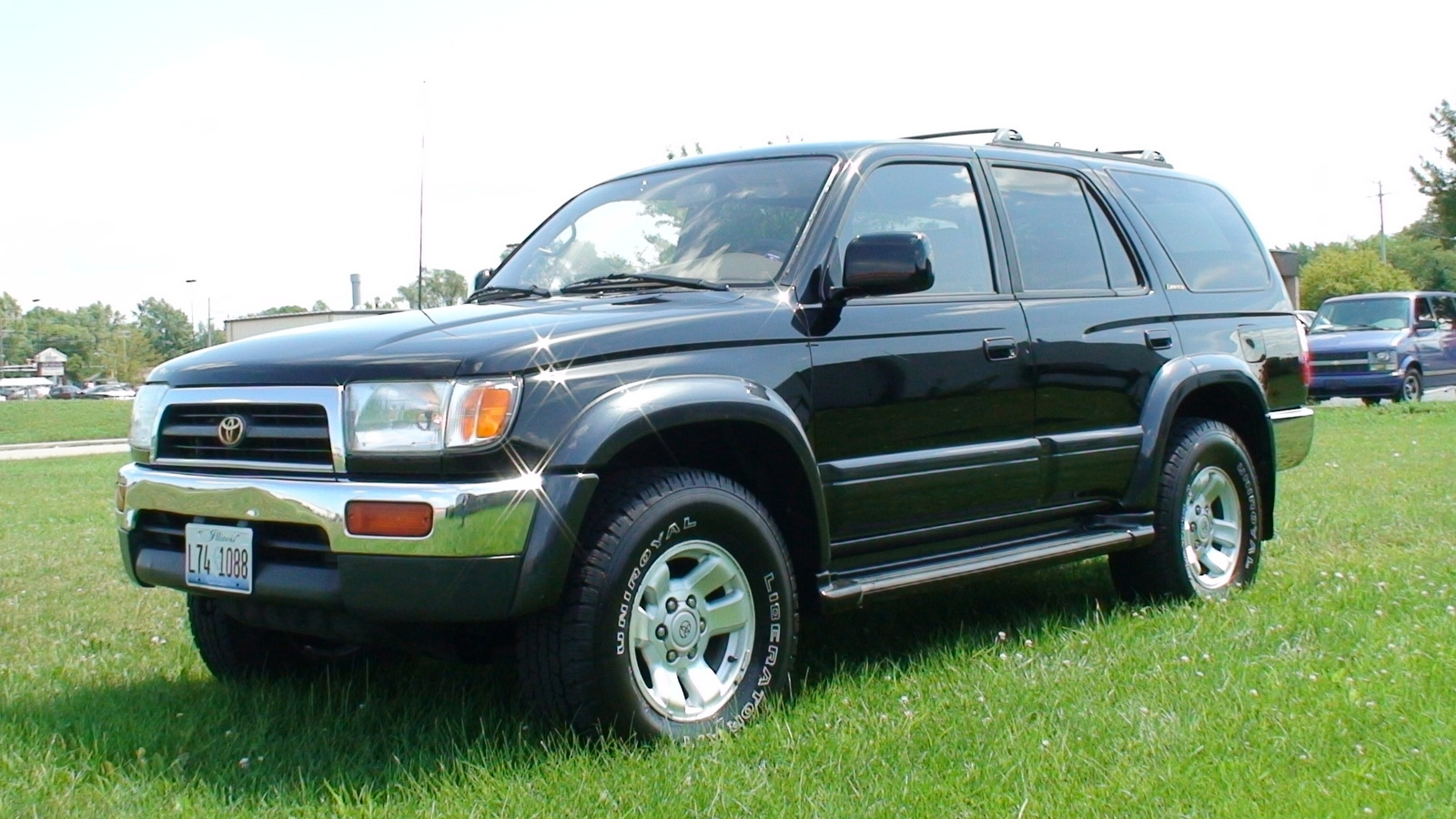 Toyota 4runner questions is replaacing a charcoal canister on a