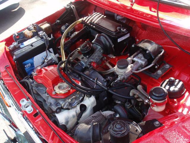 Picture of 1972 Honda N600, engine, gallery_worthy