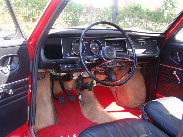 Picture of 1972 Honda N600, interior, gallery_worthy