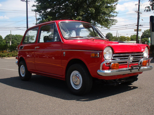 Picture of 1972 Honda N600, exterior, gallery_worthy