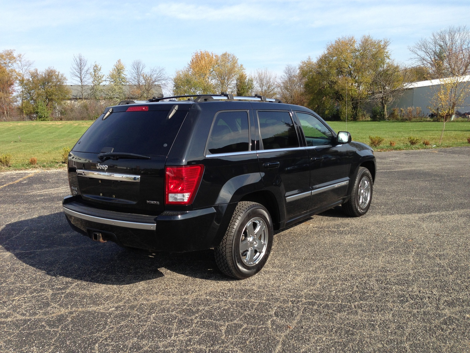 2007 Jeep Grand Cherokee Pictures C6758 pi36086788