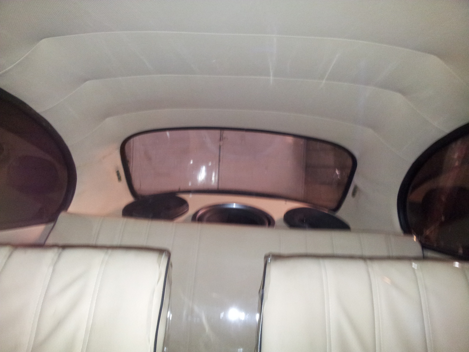 1973 Volkswagen Beetle picture, interior