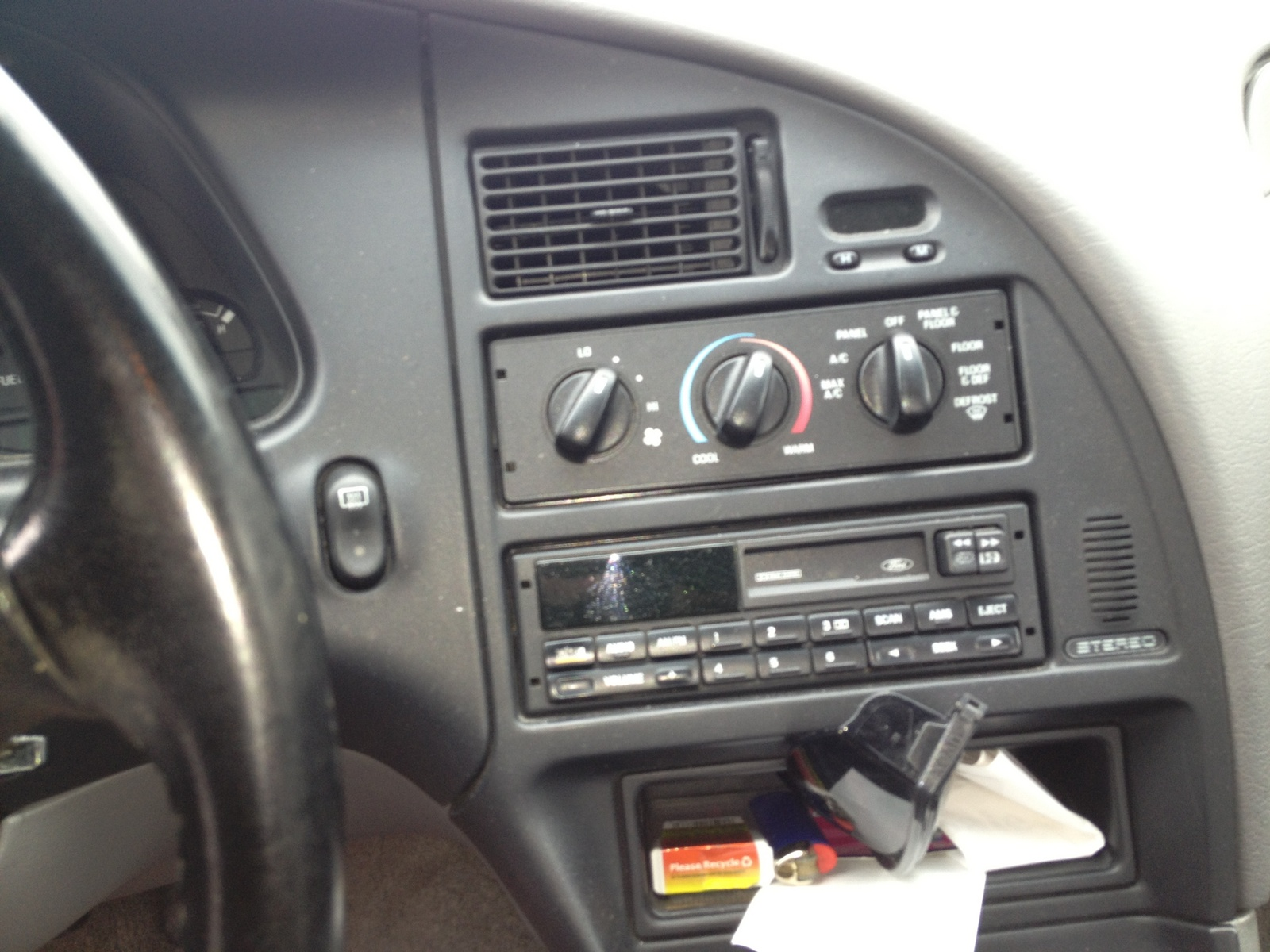 Interior Upgrades For 1996 Ford Thunderbird