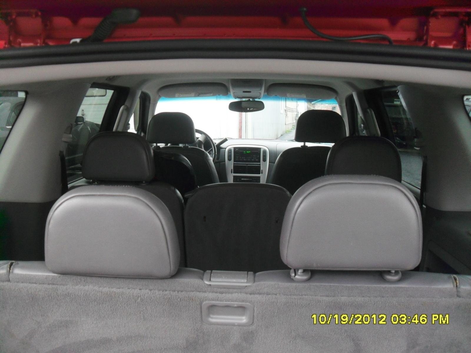 2002 Mercury Mountaineer Interior Pictures Cargurus