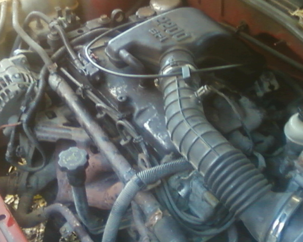 chevy cavalier fuel filter location