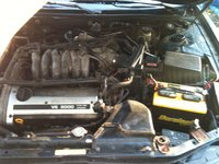 1996 Nissan Maxima GLE picture, engine