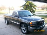 Picture of 2003 GMC Sierra 1500 Work Truck Standard Cab LB