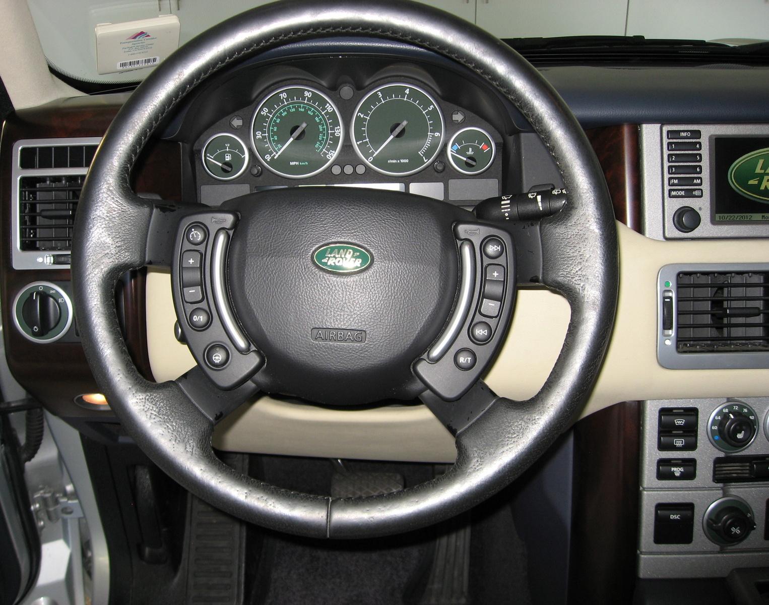 2004 range rover car interior design for 2004 range rover interior parts
