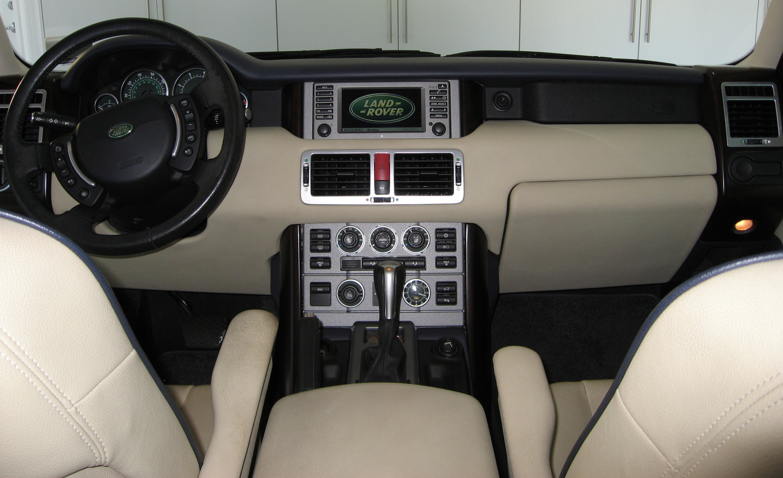 2004 land rover range rover interior pictures cargurus for 2004 range rover interior parts