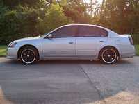 Picture of 2005 Nissan Altima SE-R, exterior, gallery_worthy
