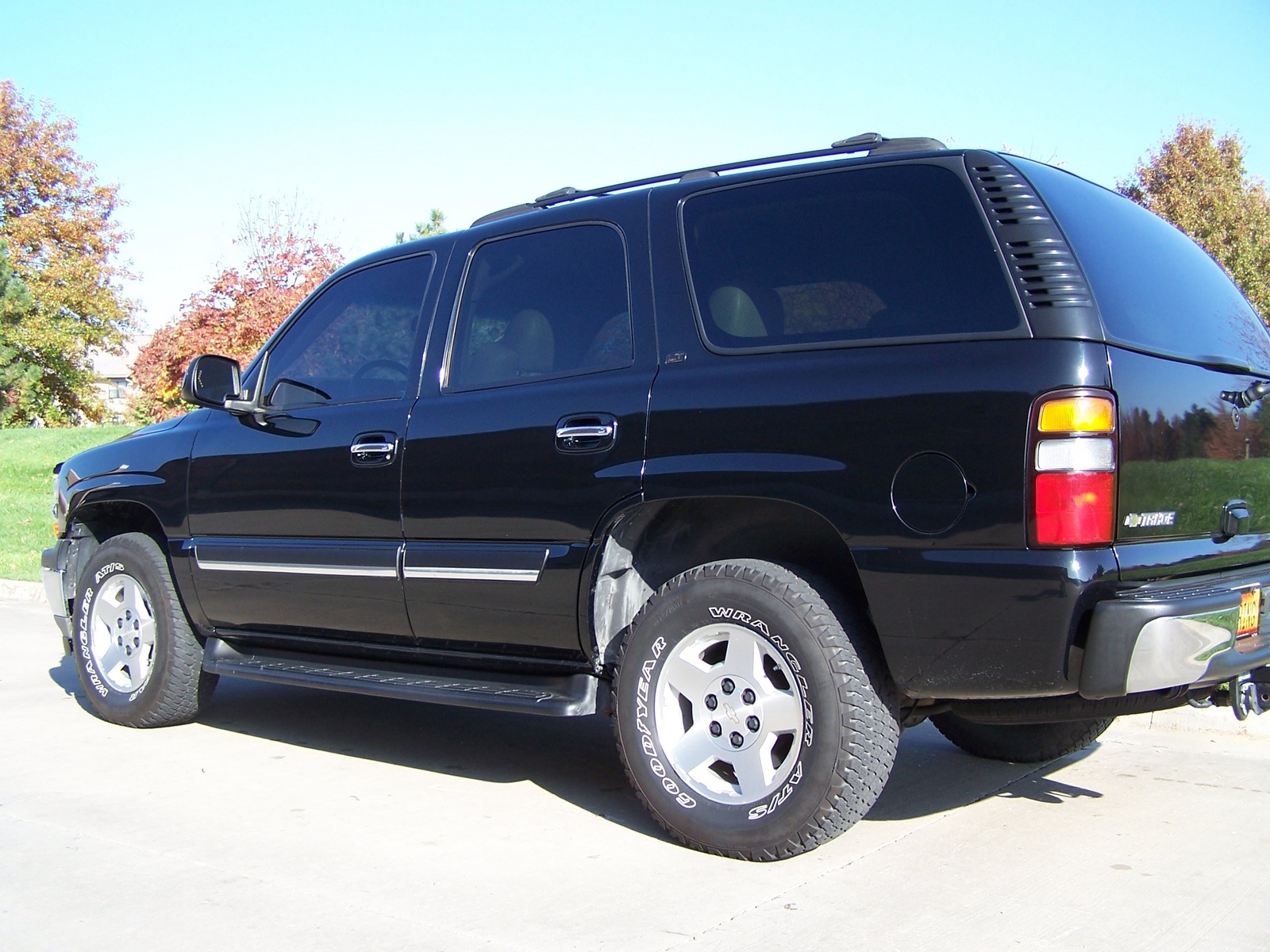 used 2005 chevrolet tahoe z71 for sale cargurus autos post. Black Bedroom Furniture Sets. Home Design Ideas