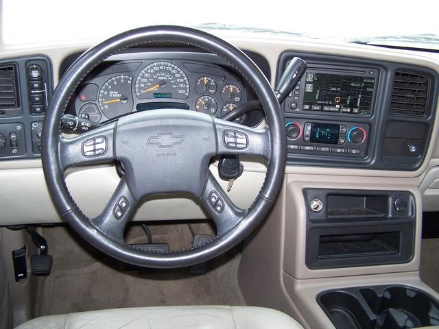 2005 Chevrolet Tahoe - Interior Pictures - CarGurus