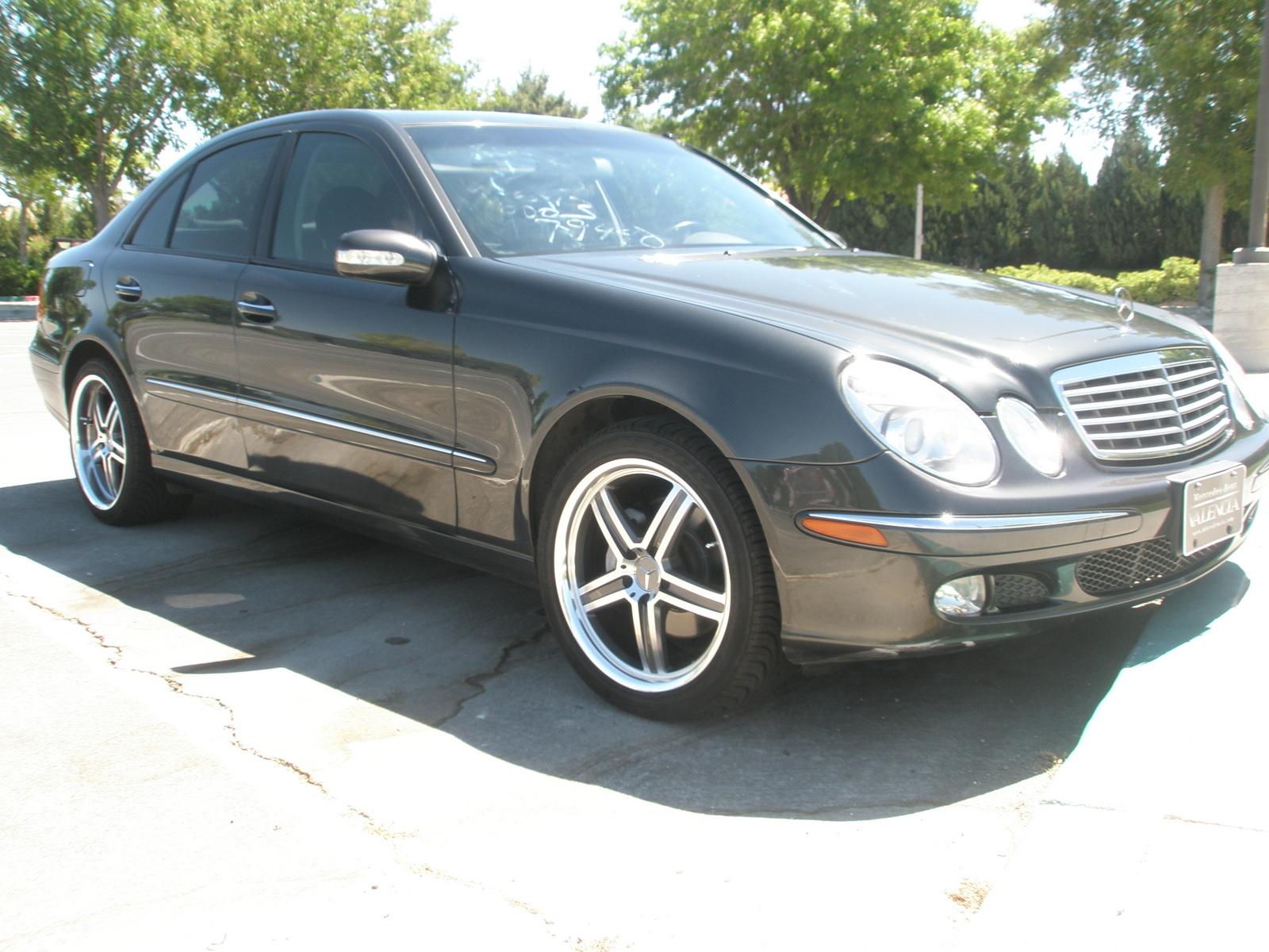 2004 mercedes benz e class pictures cargurus for Mercedes benz e class e500