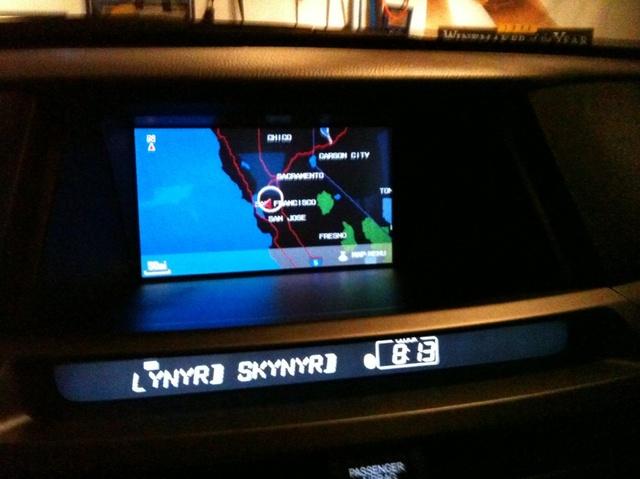 Picture of 2010 Honda Accord EX-L V6 w/ Nav, interior, gallery_worthy