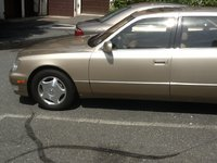 2000 Lexus LS 400 Base, Picture of 2000 Lexus LS 400 4 Dr STD Sedan, exterior