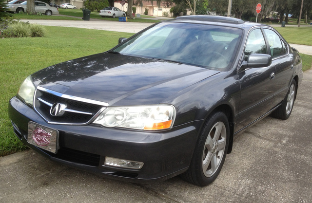 2007 Acura Tl Type S Navigation >> 2003 Acura TL - Pictures - CarGurus