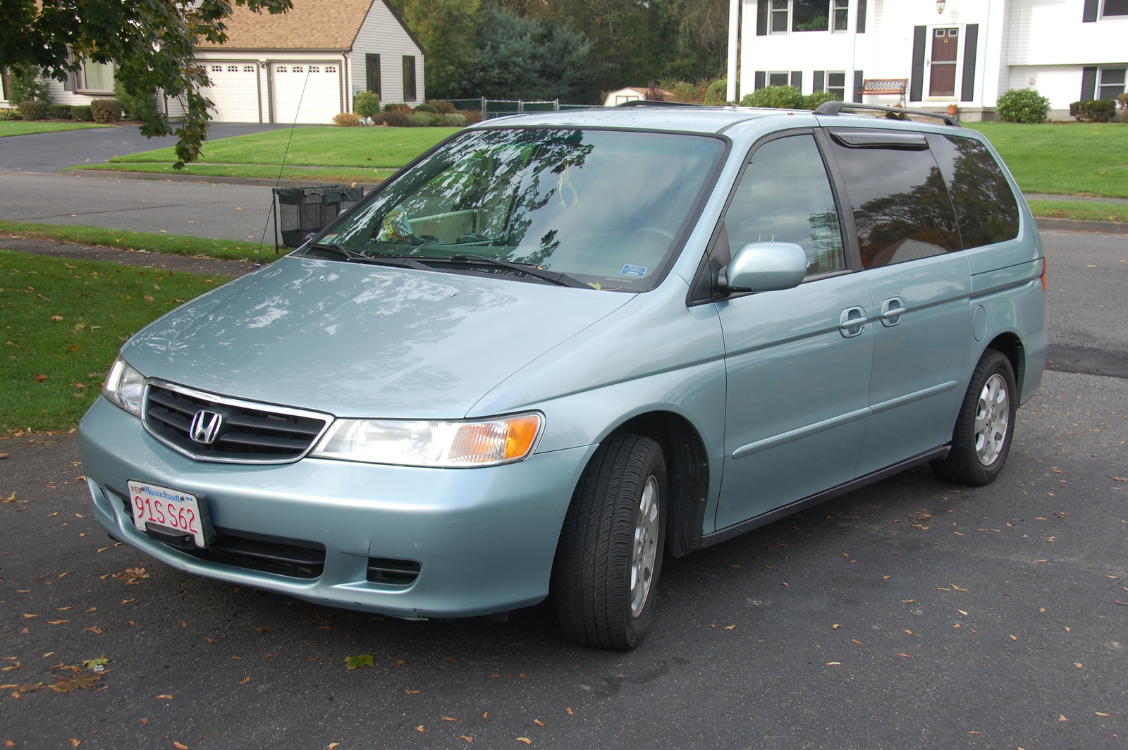 2003 honda odyssey exterior pictures cargurus. Black Bedroom Furniture Sets. Home Design Ideas