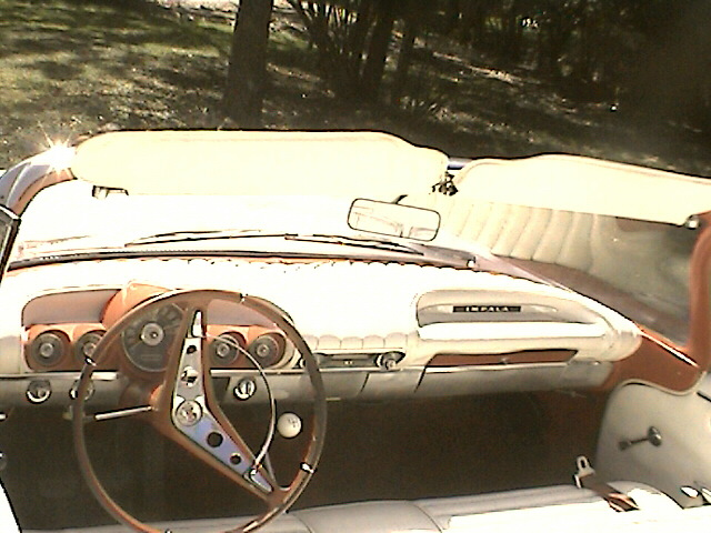 1959 Chevrolet Impala picture, interior