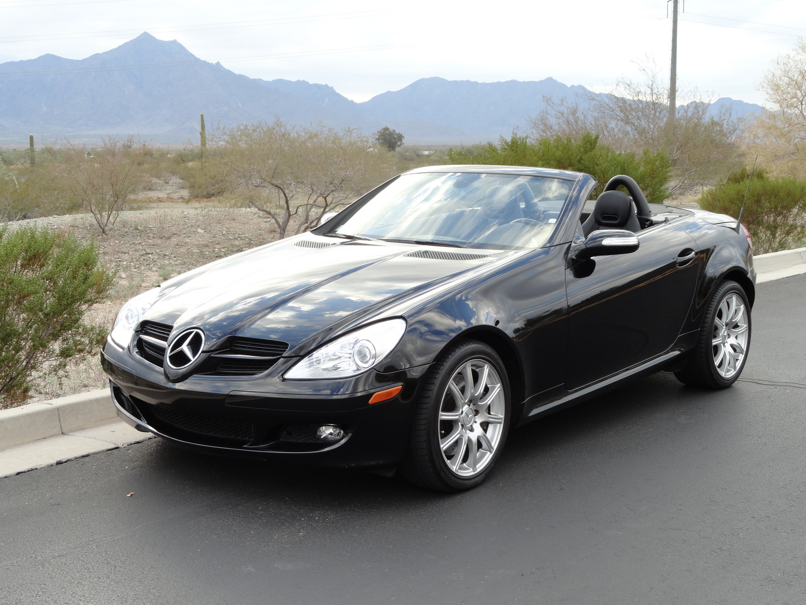2005 mercedes benz slk class pictures cargurus