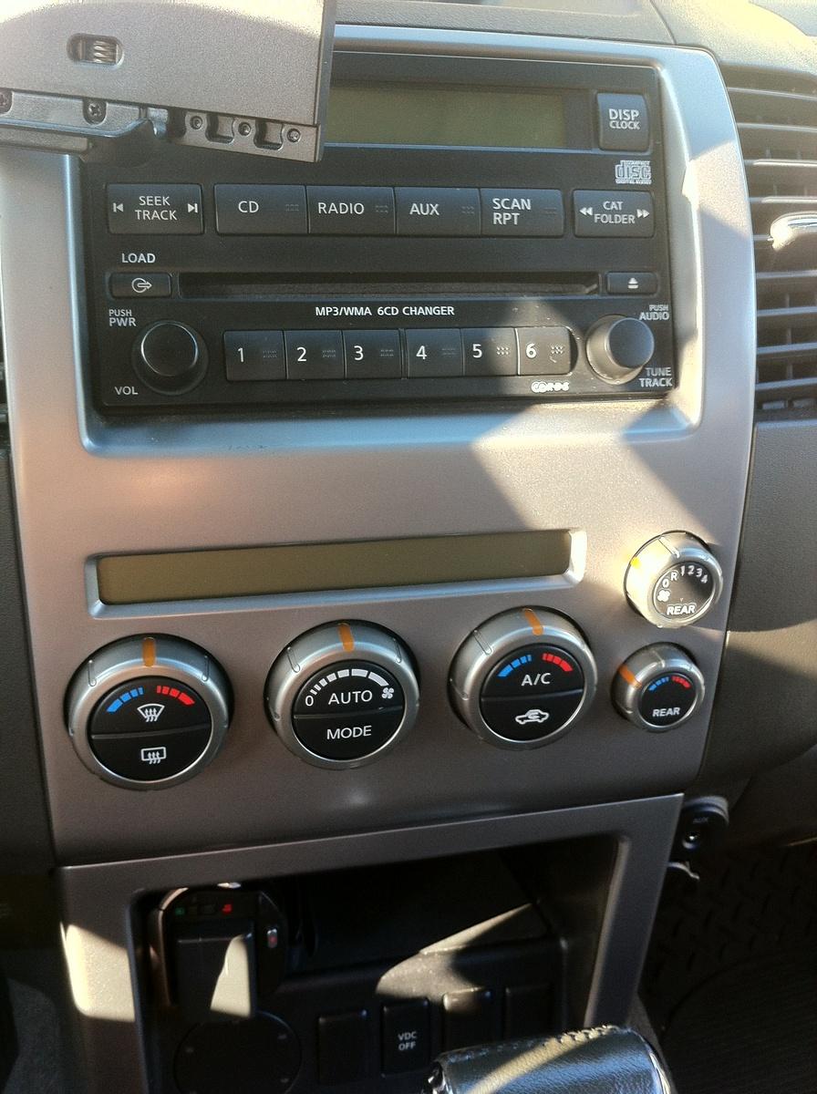 2007 Nissan Pathfinder Interior Pictures Cargurus