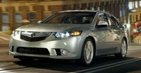 2013 Acura TSX, Front View., exterior, manufacturer