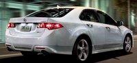 2013 Acura TSX, Back quarter view., exterior, manufacturer