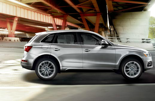 2013 Audi Q5, Side View., manufacturer, exterior